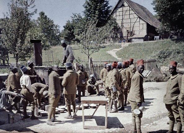 Army Soldier「World War I In France」:写真・画像(10)[壁紙.com]