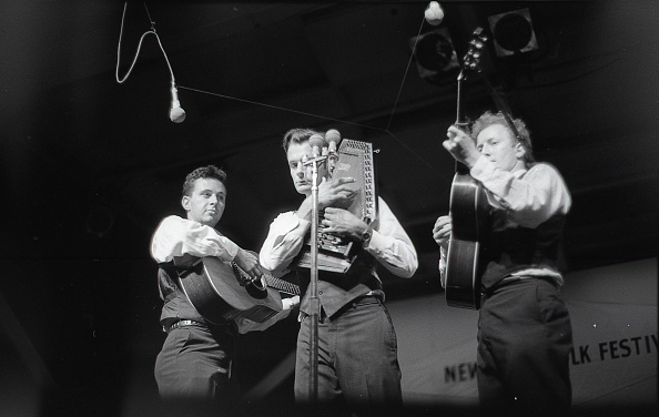 Recreational Pursuit「New Lost City Ramblers At Newport Folk Festival」:写真・画像(15)[壁紙.com]
