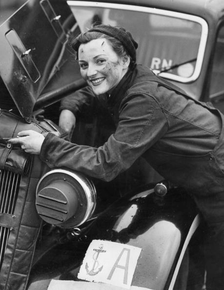 World War II「Wren Mechanic」:写真・画像(18)[壁紙.com]