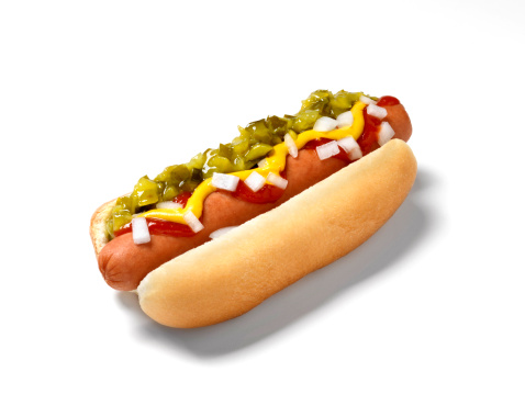 Take Out Food「Hot Dog with all the Fixings」:スマホ壁紙(5)