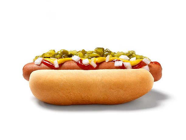 Hot Dog with Ketchup:スマホ壁紙(壁紙.com)