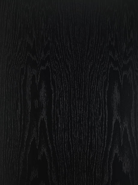 Overhead view of black wooden table:スマホ壁紙(壁紙.com)
