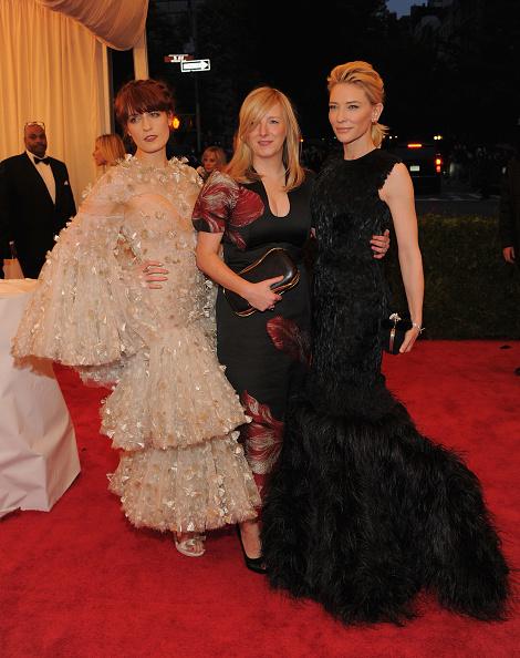 """Alexander McQueen - Designer Label「""""Schiaparelli And Prada: Impossible Conversations"""" Costume Institute Gala」:写真・画像(12)[壁紙.com]"""