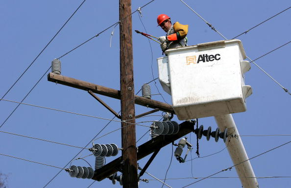 Electricity「Hurricane Katrina Aftermath - Day 16」:写真・画像(7)[壁紙.com]