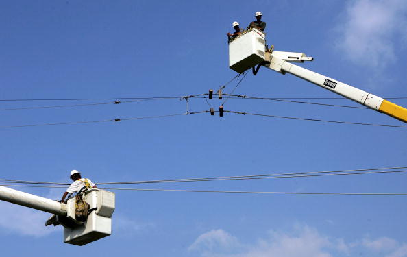 Electricity「Hurricane Katrina Aftermath - Day 20」:写真・画像(11)[壁紙.com]