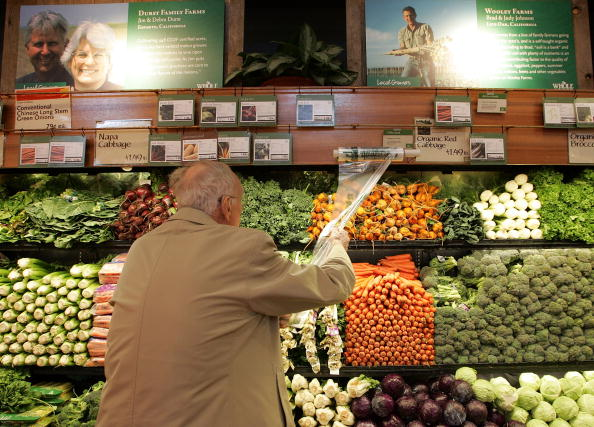 Vegetable「Whole Foods To Buy Wild Oats Markets For $565 Million」:写真・画像(9)[壁紙.com]
