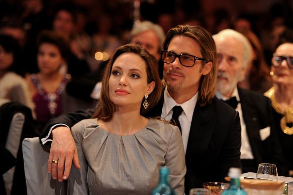 アンジェリーナ・ジョリー「Cinema For Peace Gala 2012 - Inside Ceremony」:写真・画像(13)[壁紙.com]