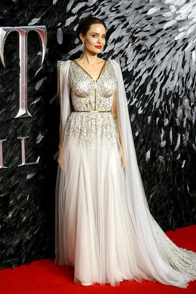 """アンジェリーナ・ジョリー「""""Maleficent: Mistress Of Evil"""" European Premiere - Red Carpet Arrivals」:写真・画像(4)[壁紙.com]"""