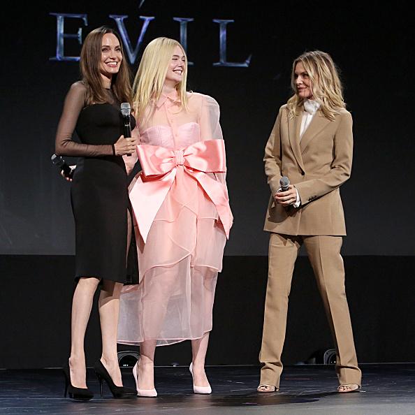 Elle Fanning「Disney Studios Showcase Presentation At D23 Expo, Saturday August 24」:写真・画像(19)[壁紙.com]