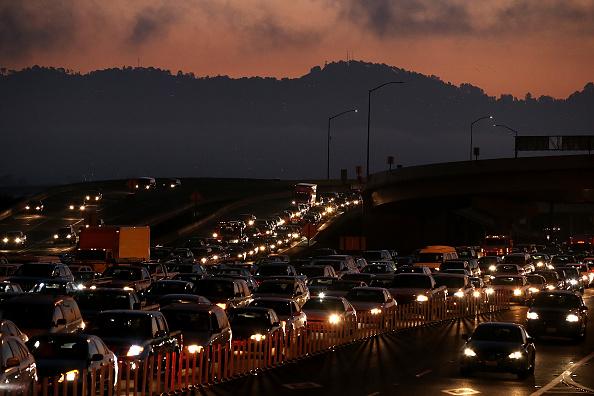 San Francisco-Oakland Bay Bridge「Bay Area Rapid Transit Workers Go On Strike」:写真・画像(13)[壁紙.com]