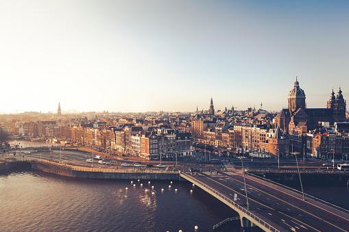 Capital Cities「city of amsterdam, the netherlands」:スマホ壁紙(3)