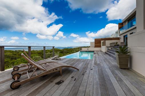 Chalet「Luxury Villa Pool Deck」:スマホ壁紙(0)