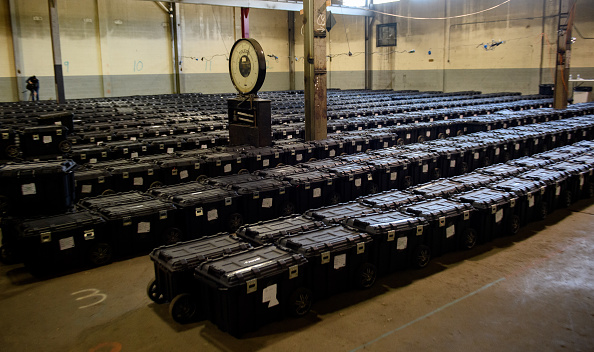 Machinery「Allegheny County Election Officials Continue Counting Ballots」:写真・画像(12)[壁紙.com]
