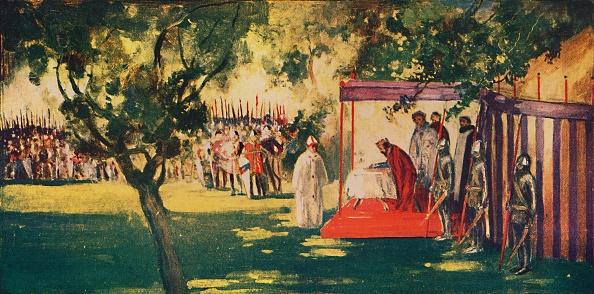 Light Effect「King John Signing Magna Charta At Runnydale」:写真・画像(11)[壁紙.com]