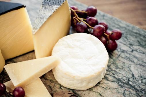 Edam Cheese「Various Cheeses」:スマホ壁紙(17)