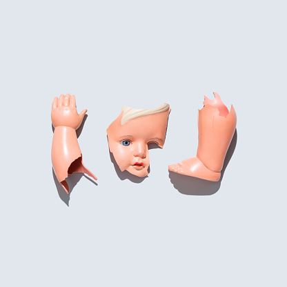 Doll「Fragments of a broken doll」:スマホ壁紙(12)