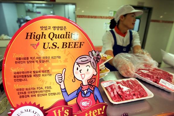 Beef「American Beef Returns To South Korean Supermarket Shelves」:写真・画像(17)[壁紙.com]
