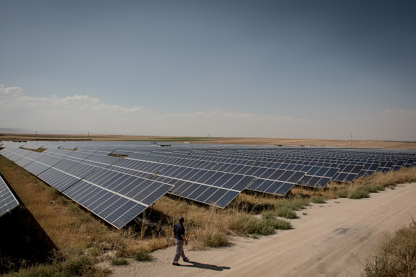 Solar Energy「Turkey Continues to Invests in Renewable Energy to Reduce Economic Fallout」:写真・画像(3)[壁紙.com]