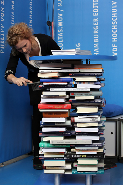 Offbeat「Frankfurt Book Fair 2014」:写真・画像(9)[壁紙.com]