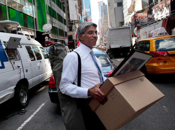 Crisis「Lehman Brothers Files For Bankruptcy Protection」:写真・画像(11)[壁紙.com]
