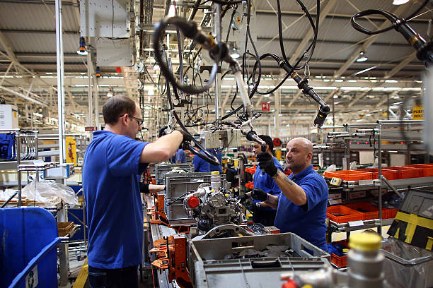The New State Of The Art Ford Production Line:ニュース(壁紙.com)