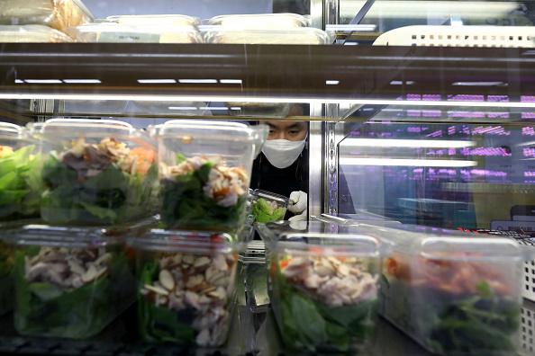 Salad「Agriculture Farms Grow Food Under Seoul's subway stations」:写真・画像(16)[壁紙.com]