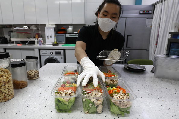 Salad「Agriculture Farms Grow Food Under Seoul's subway stations」:写真・画像(18)[壁紙.com]