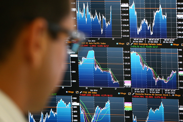 Stock Market and Exchange「Markets Stabilise After Turbulence Last Week」:写真・画像(1)[壁紙.com]