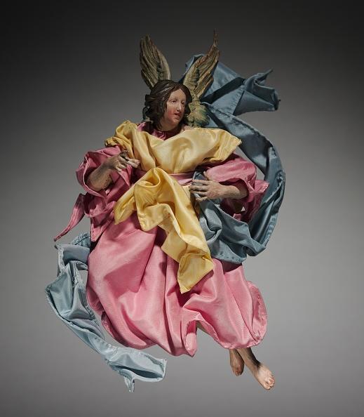 Stuffed「Figure From A Crèche: Angel」:写真・画像(3)[壁紙.com]