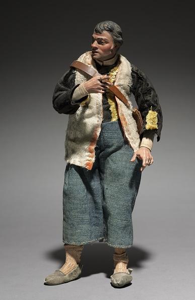 Stuffed「Figure From A Crèche: Standing Man」:写真・画像(5)[壁紙.com]