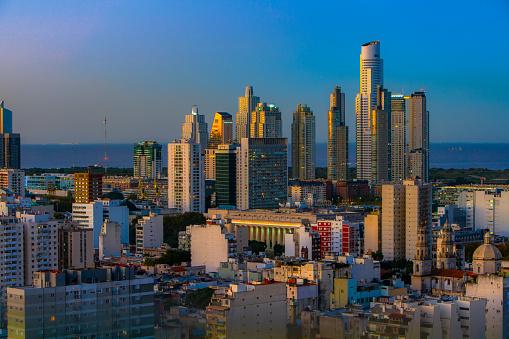 Buenos Aires「Downtown Buenos Aires, Argentina」:スマホ壁紙(4)