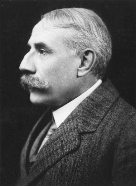 Profile View「Edward Elgar」:写真・画像(12)[壁紙.com]