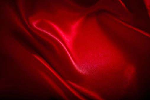 Valentine's Day - Holiday「Red Satin Background」:スマホ壁紙(16)