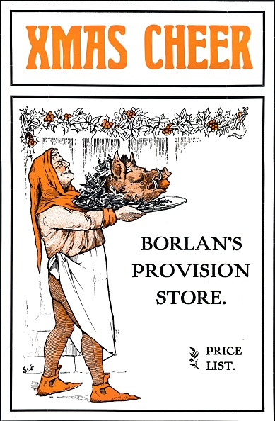Recreational Pursuit「Xmas Cheer - Borlans Provision Store 1」:写真・画像(9)[壁紙.com]