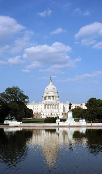 Stefan Zaklin「U.S. Capitol In Washington」:写真・画像(4)[壁紙.com]