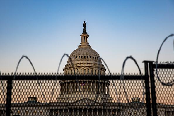 Capitol Hill「Congress Prepares For Second Impeachment Trial Of Donald J. Trump」:写真・画像(13)[壁紙.com]