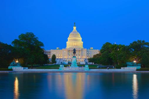 National Landmark「The US Capitol Building In Washington DC」:スマホ壁紙(15)