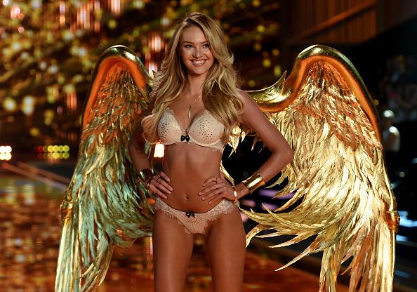 Candice Swanepoel「2014 Victoria's Secret Fashion Show - Show」:写真・画像(7)[壁紙.com]