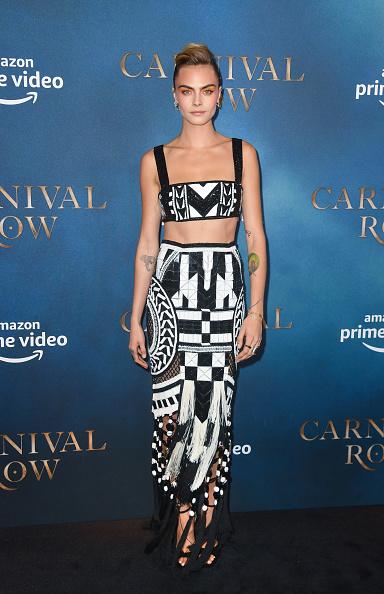 """上映会「""""Carnival Row"""" London Screening - Red Carpet Arrivals」:写真・画像(18)[壁紙.com]"""