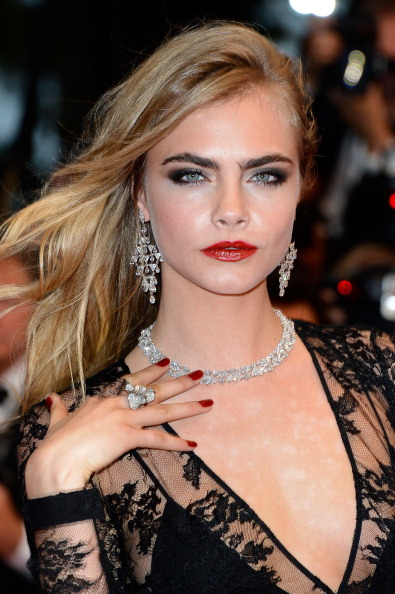 Necklace「Opening Ceremony And 'The Great Gatsby' Premiere - The 66th Annual Cannes Film Festival」:写真・画像(6)[壁紙.com]