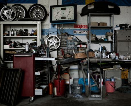 Garage「Garage」:スマホ壁紙(10)
