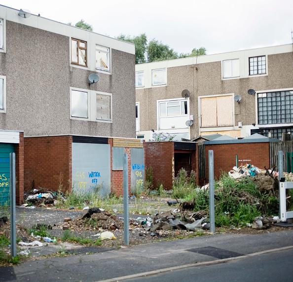 Blank「redevelopment site in Newtown, Birmingham, UK」:写真・画像(6)[壁紙.com]