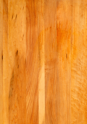 Knotted Wood「Maple wood grain butcher block background」:スマホ壁紙(9)