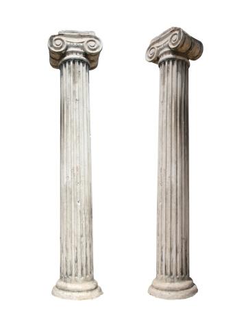 Ancient「Columns」:スマホ壁紙(3)