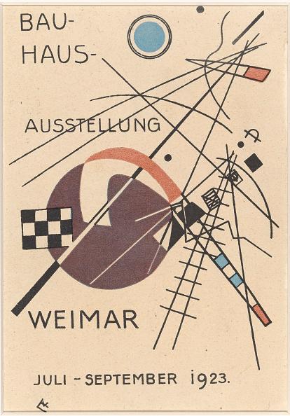 Illustration Technique「Bauhaus Exhibition」:写真・画像(10)[壁紙.com]