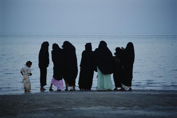 Persian Gulf Countries「Saudi Beach Scene」:写真・画像(16)[壁紙.com]