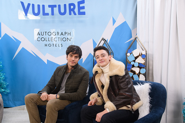 Noah Schnapp「The Vulture Spot At Sundance - DAY 3」:写真・画像(15)[壁紙.com]