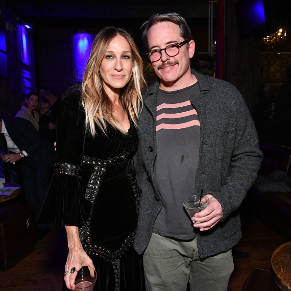 Sarah Jessica Parker「2018 Tribeca Film Festival After-Party For Blue Night Hosted By Nespresso At The Ainsworth」:写真・画像(11)[壁紙.com]