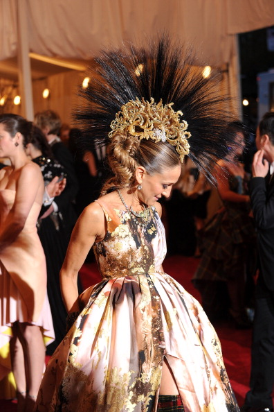 """Giles「""""PUNK: Chaos To Couture"""" Costume Institute Gala」:写真・画像(14)[壁紙.com]"""