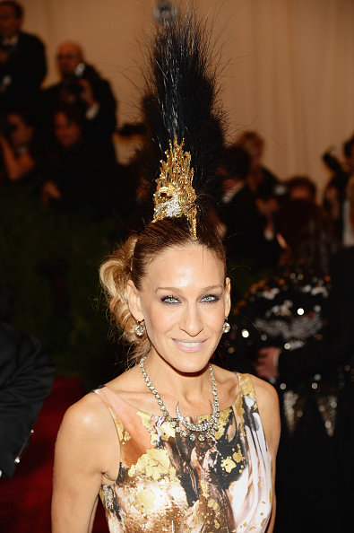 """Giles「""""PUNK: Chaos To Couture"""" Costume Institute Gala」:写真・画像(13)[壁紙.com]"""